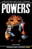 100% Cult Comics. Powers 15