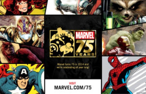 75 Aniversario Marvel