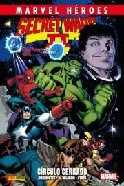 Marvel Héroes 54. Secret Wars II: Círculo cerrado