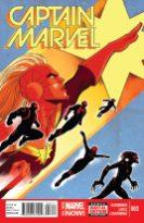Portada Captain Marvel #3
