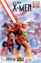 Portada alternativa de All-New X-Men #27