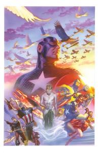Portada Alternativa Captain America #22