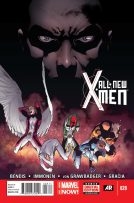 Portada All-New X-Men #28