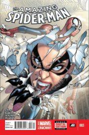 Portada Amazing Spider-Man #3