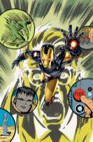 Original Sin: Hulk vs. Iron Man #3.2Iron Man 45 (Panini)