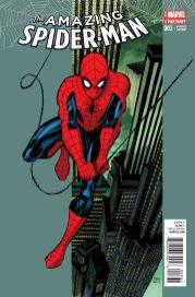 Portada alternativa Amazing Spider-Man #3