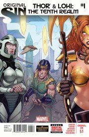 Original Sin - Thor & Loki: The Tenth Realm #1Thor: Dios del Trueno 43 (Panini)