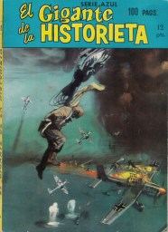 El Gigante de la Historieta, Serie Azul, nº 19