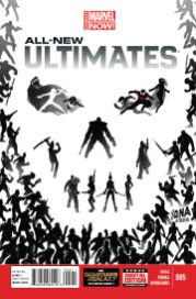 All New Ultimates 5 - portada