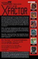 All-New X-Factor 11 - Previo 1