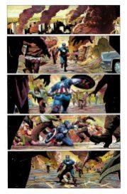 OGN. Avengers: Rage of Ultron, página interior 1