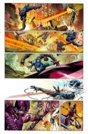 OGN. Avengers: Rage of Ultron, página interior 4
