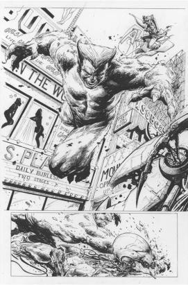 OGN. Avengers: Rage of Ultron, página interior 5