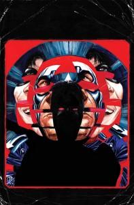 Ilustración de la portada de Bucky Barnes The Winter Soldier 1.