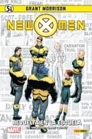 Coleccionable New X-Men 5 (Panini)