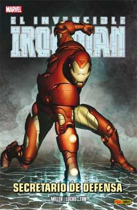 El Invencible Iron Man: Secretario de Defensa (Panini)
