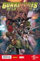 Guardianes de la Galaxia v2, 14 (Panini)