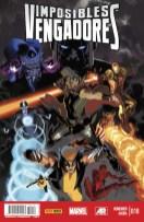 Imposibles Vengadores 18 (Panini)