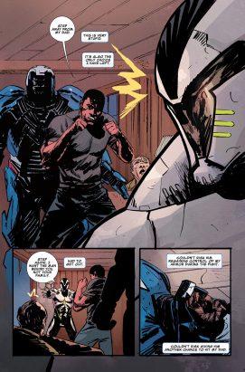 Iron Patriot #5 Prev5