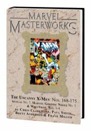 MARVEL MASTERWORKS: THE UNCANNY X-MEN VOL. 9 HC — VARIANT EDITION VOL. 214 (DM ONLY)