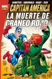 Marvel Gold. Capitán América: La Muerte de Cráneo Rojo (Panini)