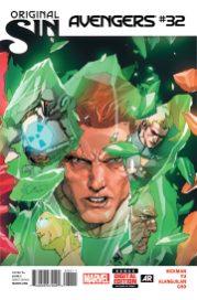 Avengers Vol.5 #32Los Vengadores v4, 45 (Panini)