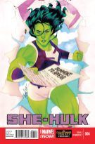 SHEHULK #6 Cover
