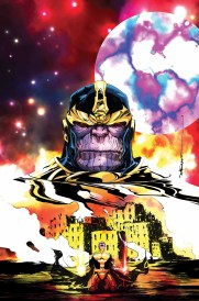 THANOS: A GOD UP THERE LISTENING #1-4 (of 4)