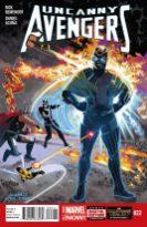 Uncanny Avengers #22 Cover