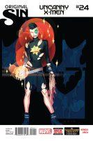 Uncanny X-Men Vol.3 #24La Imposible Patrulla-X 30 (Panini)