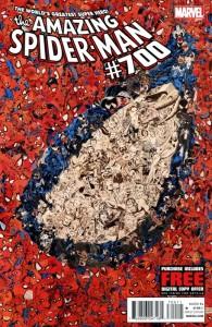 Amazing Spiderman #700