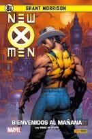 Coleccionable New X-Men 8 (Panini)