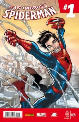 El Asombroso Spiderman 95 (Panini)
