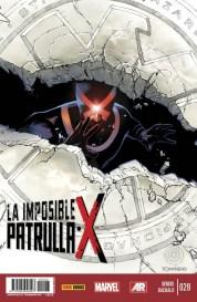 La Imposible Patrulla-X 28 (Panini)