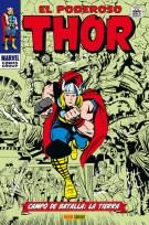 Marvel Gold. El Poderoso Thor: Campo de Batalla: La Tierra (Panini)