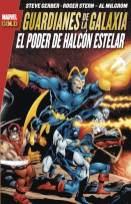 Marvel Gold. Guardianes de la Galaxia: El Poder de Halcón Estelar (Panini)