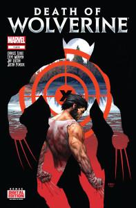 Portada Death of Wolverine #1