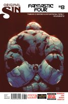 Fantastic Four Vol.5 #8