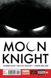 Portada Moon Knight #6
