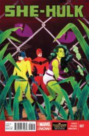 Portada She-Hulk #7