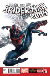 Portada Spider-Man 2099 #2