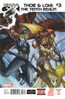 Original Sin - Thor & Loki: The Tenth Realm #3Thor: Dios del Trueno 44 (Panini)
