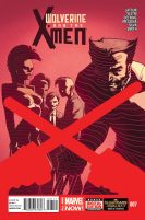 Portada Wolverine and the X-Men #7