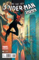 Portada alternativa Spider-Man 2099 #2
