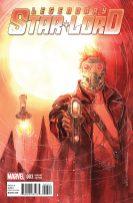 Portada alternativa The Legendary Star-Lord #3