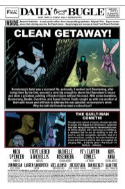 SUPERIOR FOES OF SPIDER-MAN #14 Previo 1