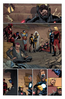 Avengers & X-Men: AXIS #2 Prev 3