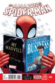 Portada Amazing Spider-Man #6
