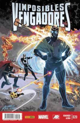Imposibles Vengadores 20 (Panini)
