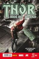 Thor: Dios del Trueno 42 (Panini)